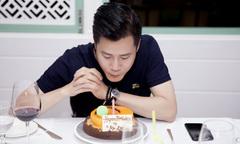 Quang Dũng mừng sinh nhật thứ 43 ở Brunei