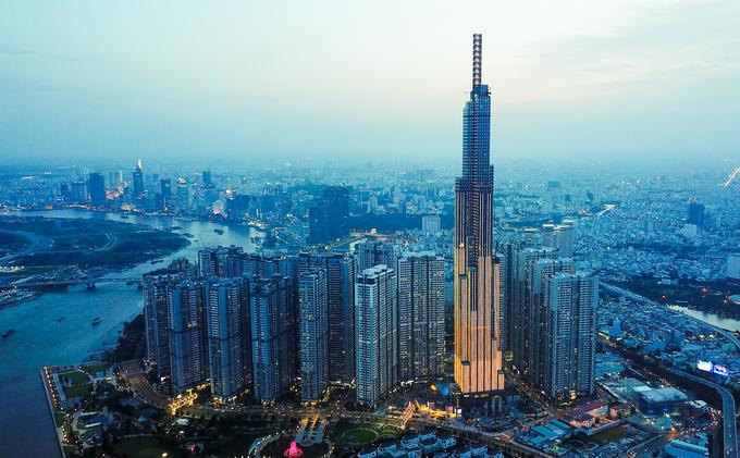 Chơi gì ở tòa nhà cao nhất Việt Nam