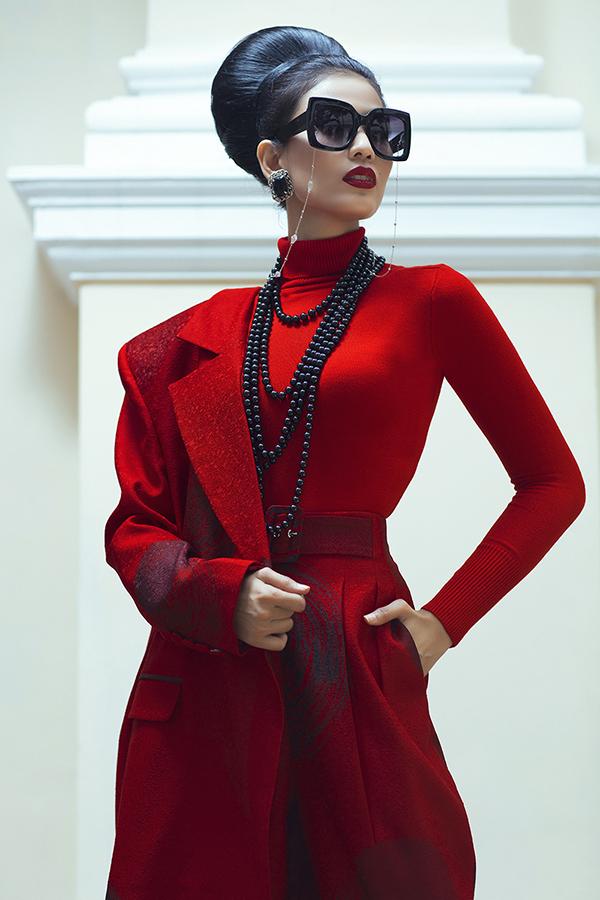 Bộ sưu tập Domino 68 sẽ ra mắt giới mộ điệu thời trang trong show diễncủa hainhà thiết kế tổ chức vào trung tuần tháng 8 tại Sài Gòn.