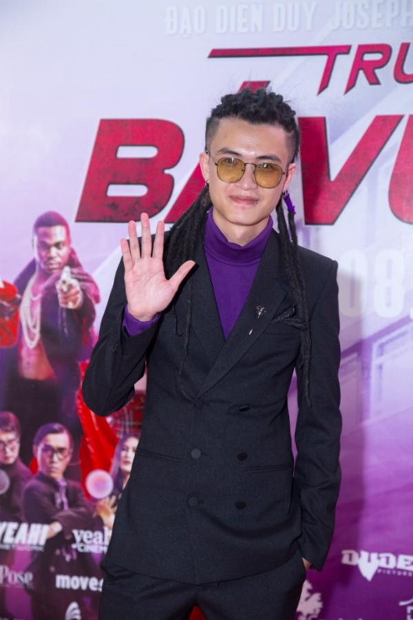 Đông đảo sao Việt đến chúc mừng đạo diễn Duy Joseph ra mắt phim Trường Học Bá Vương