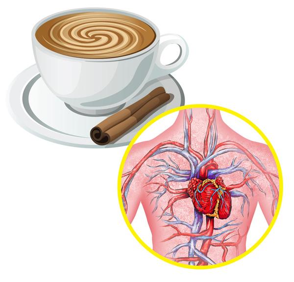 Thêm một chút quế vào cà phêQuế giúp làm tăng hương thơm của cà phê. Các nghiên cứu giúp chỉ ra rằng, quế giúp giảm lượng đường trong máu và hỗ trợ điều chỉnh cholesterol. Các chất chống oxy hóa trong quế cũng rất có lợi cho sức khỏe và làn da.