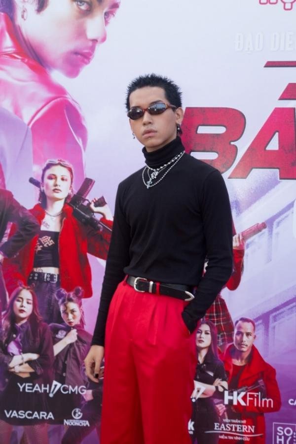 Đông đảo sao Việt đến chúc mừng đạo diễn Duy Joseph ra mắt phim Trường Học Bá Vương - 1