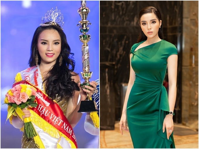 Nguyễn Cao Kỳ Duyên là Hoa hậu
