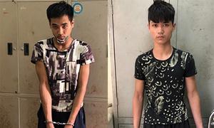 Hai thanh niên cắt cổ tài xế taxi vì thiếu tiền cước