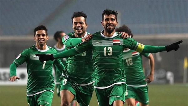Olympic Iraq được đánh giá là một trong những ứng cử viên giành huy chương ở Asiad 2018.