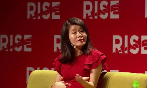 Ứng dụng mua sắm hàng ngoại của nữ nhà báo được lòng sao Hoa ngữ
