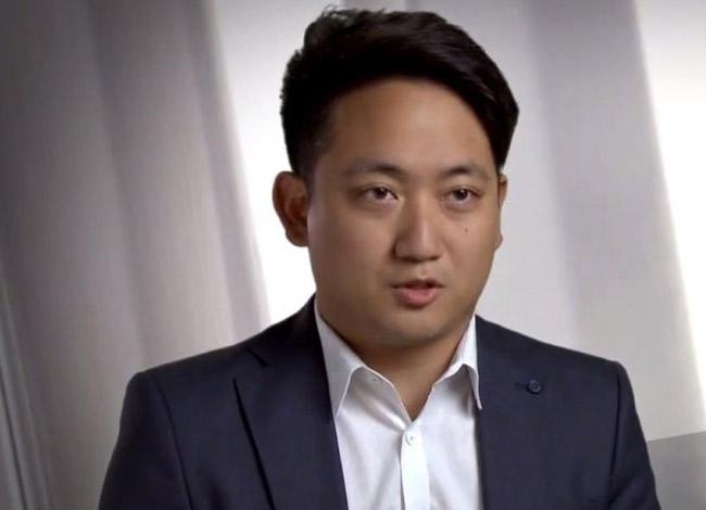 Tim Chen, 35 tuổi, được Forbes bình chọn là một trong 40 doanh nhân trẻ thành công dưới 40 tuổi tại Mỹ. Ảnh: Inc.