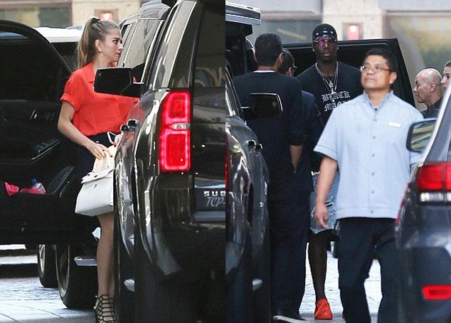 Pogba và Maria Salaues liên tục đổi địa điểm du hí tại xứ sở cờ hoa. Cặp đôi có mặt ở Los Angeles và tiếp tục khám phá nước Mỹ thời gian tới. Đôi tình nhân vừa di chuyển khỏi biệt thự trị giá 22 triệu bảng để tới chỗ mới.