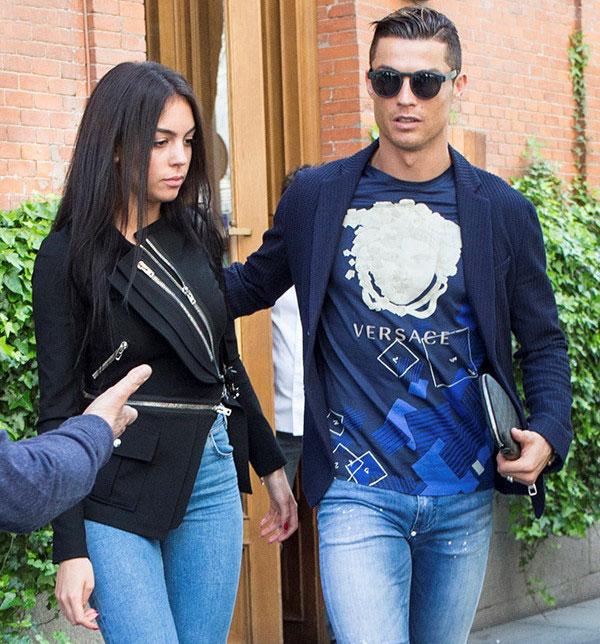 C. Ronaldo và bạn gái cắt đứt với Real Madrid
