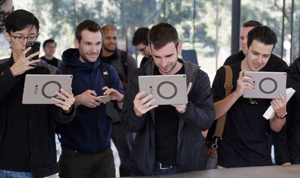 Những đặc quyền của nhân viên Apple