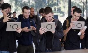 Những 'đặc quyền' của nhân viên Apple