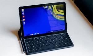 Samsung giới thiệu bộ đôi máy tính bảng Galaxy Tab