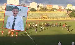 Cầu thủ Bà Rịa Vũng Tàu kêu oan bị VFF phạt nhầm