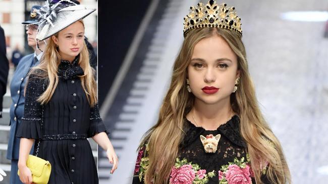 Amelia Windsor là nàng thơ của thương hiệu Dolce & Gabbana. Gần đây, cô còn được tạp chí Tatler bình chọn là một trong 30 người mặc đẹp nhất nước Anh.