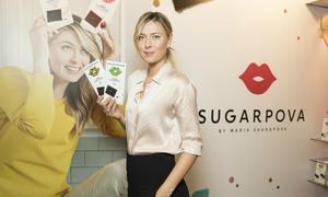Maria Sharapova bán kẹo từ sở thích ăn đồ ngọt sau tập luyện