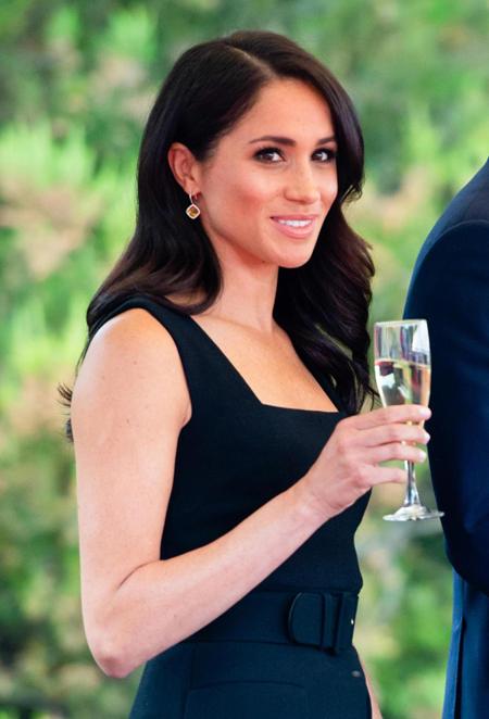 Hoàng gia sẽ không tổ chức tiệc sinh nhật linh đình cho Meghan. Ảnh: UK Press.
