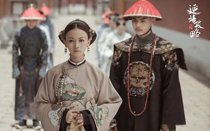 Nữ chính Ngụy Anh Lạc của Ngô Cẩn Ngôn chiếm trọn hào quang của Diên hi công lược.