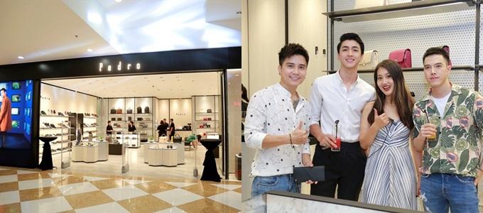 Thương hiệu thời trang, phụ kiện Pedro vừa khai trương cửa hàng thứ 12 tại trung tâm thương mại Vincom Mega Mall Times City Hà Nội. Không gian mua sắm gây ấn tượng bởi cách thiết kế thanh lịch, trang nhã và rộng lớn. Sự kiện thu hút nhiều người mẫu, diễn viên, blogger thủ đô và các tín đồ thời trang của nhãn hàng nổi tiếng từ Singapore.