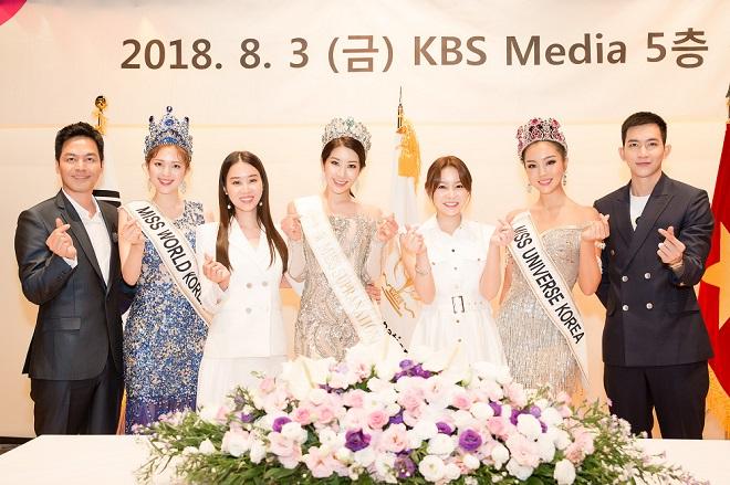 Doanh nhân Hải Dương cho biết thêm, như mọi người biết, mối quan hệ ngoại giao, tình hữu nghị giữa hai nước Việt - Hàn rất tốt. Bước đi mới của HD Media Entertainment mang nhiều ý nghĩa. Cô hy vọng những cố gắng của bản thân và êkíp sẽ góp phần nâng tầm mối quan hệ này ngày càng gắn bó, khắng khít hơn.