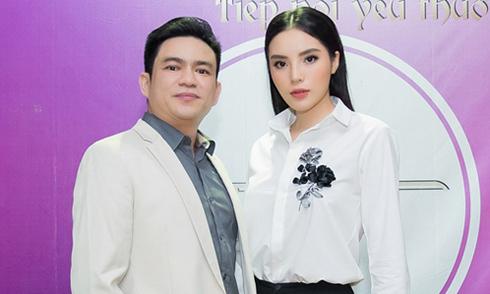 Kỳ Duyên đi sự kiện cùng tình cũ của Angela Phương Trinh