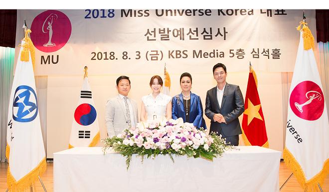 HD Media Entertainment và công ty giải trí PJP giữ vai trò đồng tổ chức 3 cuộc thi nhan sắc lớn ở xứ sở kim chi gồm Miss Supranational Korea, Miss World Korea và Miss Universe Korea. Ngoài ra, phía công ty giải trí PJP cũng hỗ trợ để đêm chung kết Miss Supranational Vietnam năm nay diễn ra thật hoành tráng vào ngày 22/8 ở Hàn Quốc. Tất cả cuộc thi nói trên được KBS World cùng hơn 100 kênh truyền hình quốc tế khác phát sóng trực tiếp.