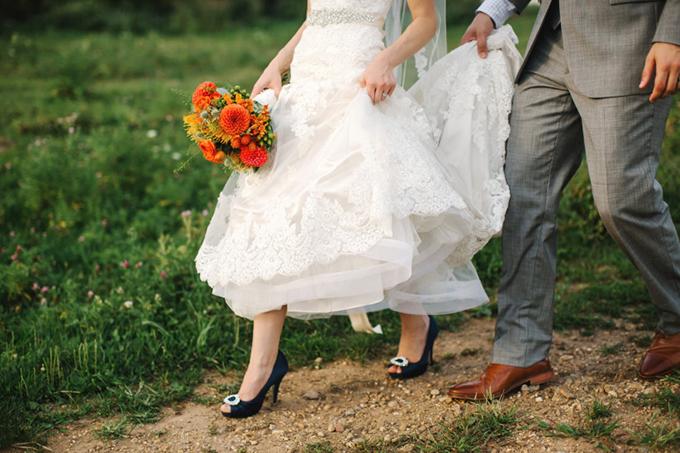 Khoảng thời gian trung bình để các cặp vợ chồng lên kế hoạch đám cưới là 13 tháng. Ảnh: Wedding Wire.