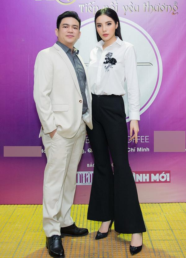 Bác sĩ thẩm mỹ Chiêm Quốc Thái - tình cũ của diễn viên Angela Phương Trinh đi sự kiện cùng Kỳ Duyên. Hai người từng bị đồn bí mật hẹn hò nhưng Kỳ Duyên phủ nhận. Họ chỉ hợp tác trong công việc, không có quan hệ tình cảm gì.