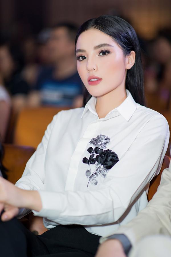 Kỳ Duyên tiết lộ cô vừa nhận lời làm huấn luyện viên trong một gameshow dành cho các người mẫu.