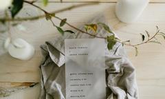 Ý tưởng thiết kế hôn lễ 'trong mơ' theo phong cách tối giản