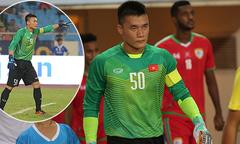 Bùi Tiến Dũng ra dáng thủ lĩnh khi làm đội trưởng Olympic Việt Nam