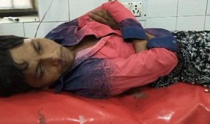 Yunus Ahmed hiện phục hồi trong bệnh viện sau khi bị vợ tấn công bất ngờ lúc đang ngủ hôm 1/8. Ảnh: