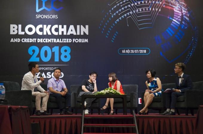 Tín dụng phi tập trung có nhiều tiềm năng phát triển nhờ Blockchain - 1