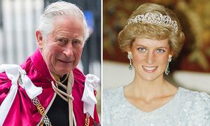Cố Công nương Diana từng tuyên bố 'Thái tử Charles không hợp làm vua'
