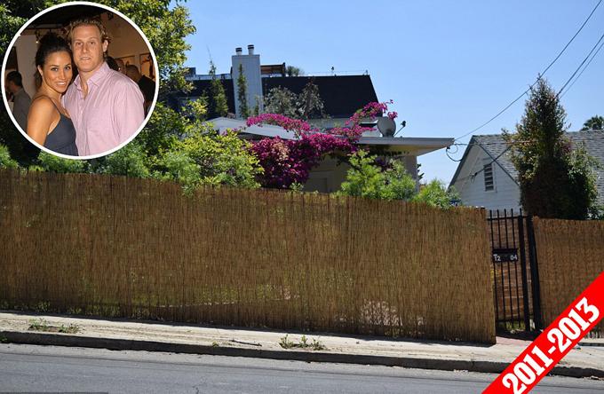 Đây là nơi Meghan sống với người chồng đầu của mình - Trevor Engleson. Họ chia tay vào năm 2013 nhưng cho đến nay Engleson được cho rằng vẫn sống ở đây.