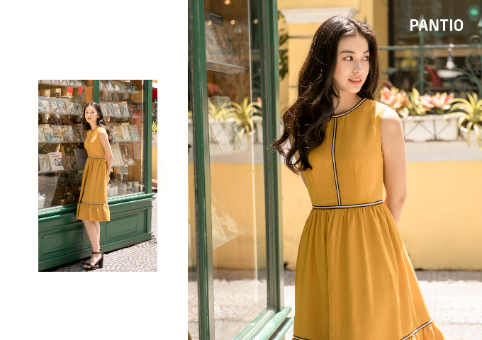 Ngày 10/8, thương hiệu sẽ khai trương cửa hàng đầu tiên tại số 256A-B đường Nam Kỳ Khởi Nghĩa, phường 8, quận 3, TP HCM. Showroom thứ 18 của Pantio sẽ mang chủ đề Hello Saigon cùng những sản phẩm cao cấp, chất lượng nhất cho phái đẹp tại thành phố trẻ và năng động.