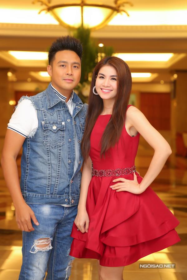 Vợ chồng Thanh Duy - Kha Ly cũng có mối quan hệ thân thiết với gia đình Hồng Vân - Lê Tuấn Anh.