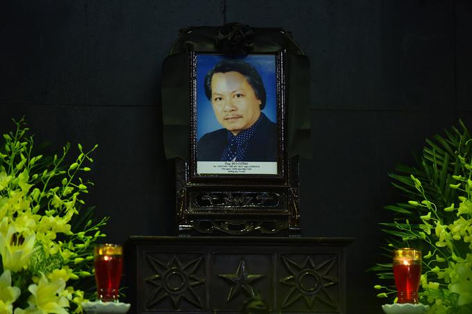 Đám tang của NSƯT Bùi Cường diễn ra tại Nhà tang lễ Bộ Quốc phòng sáng ngày 8/7. Ông qua đời ngày 3/8 do tai biến mạch máu não, hưởng thọ 71 tuổi. Sự ra đi đột ngột của nam diễn viên Chí Phèo là cú sốc với người thân và bạn bè vì cách đây vài tuần ông vẫn còn khỏe mạnh. Phu nhân của ông, bà Kim Mùi, vì quá sốc trước cái chết của chồng không thể có mặt ở tang lễ vì huyết áp không ổn định, phải nằm viện mấy ngày nay.