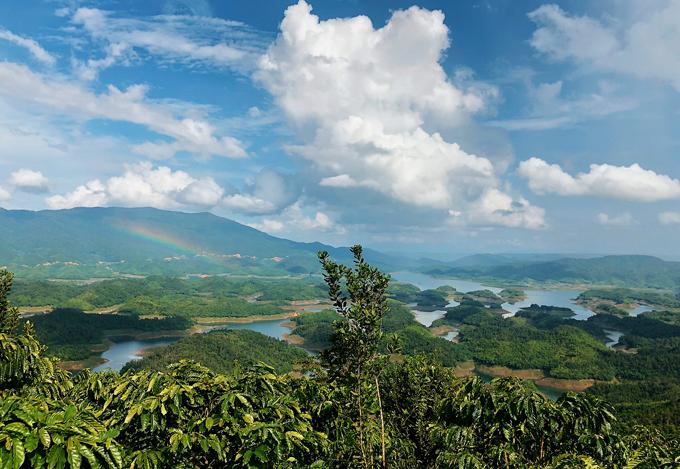 Hồ Tà Đùng, Đăk Nông