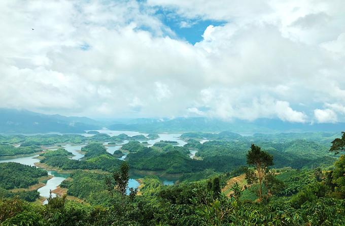 Hồ Tà Đùng, Đăk Nông - 3