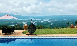 Thư giãn giữa thiên nhiên trên hồ Tà Đùng, Đăk Nông