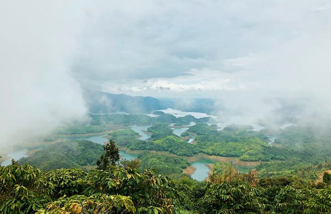 Hồ Tà Đùng, Đăk Nông - 5