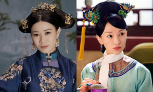 Cuộc đua tài sắc của những mỹ nhân Hoa ngữ diễn cùng vai
