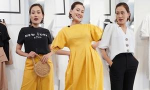 Stylist Pông Chuẩn gợi ý mặc đẹp cho chị em sau sinh