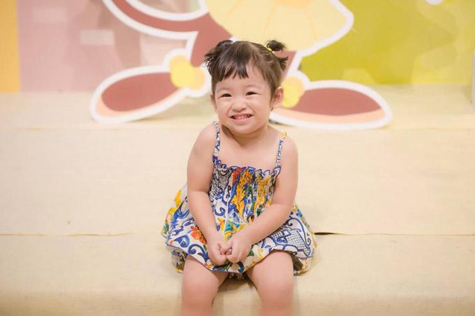 Vợ chồng Á hậu Ngô Trà My mở tiệc sinh nhật 2 tuổi cho con gái cưng - 8