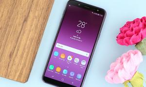 Giảm đến 300.000 đồng khi mua Galaxy J6 Lavender