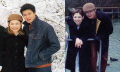 Thanh Thảo tung ảnh 15 năm trước mừng sinh nhật Quang Dũng
