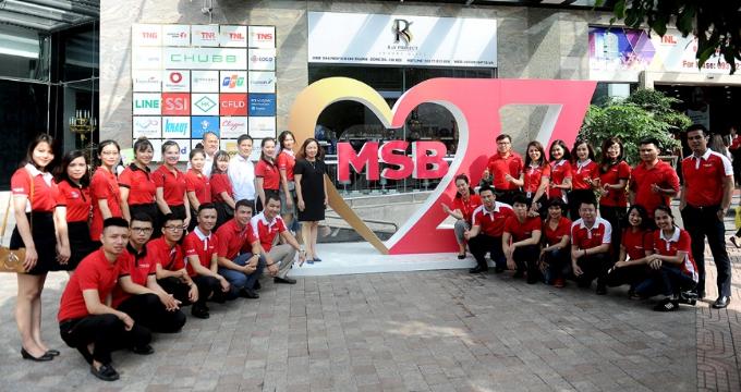 Maritime Bank ưu đãi lớn mừng sinh nhật lần thứ 27 - 1