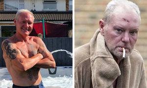 Cựu danh thủ Gascoigne lột xác sau nhiều năm bê tha vì nghiện rượu