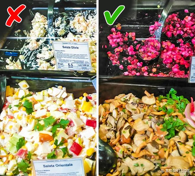 9 loại thực phẩm nên mua ở siêu thị - 1