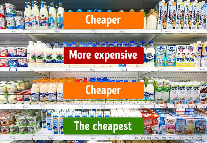 9 loại thực phẩm nên mua ở siêu thị - 5